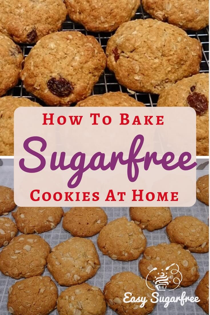 Sugarfree Cookies