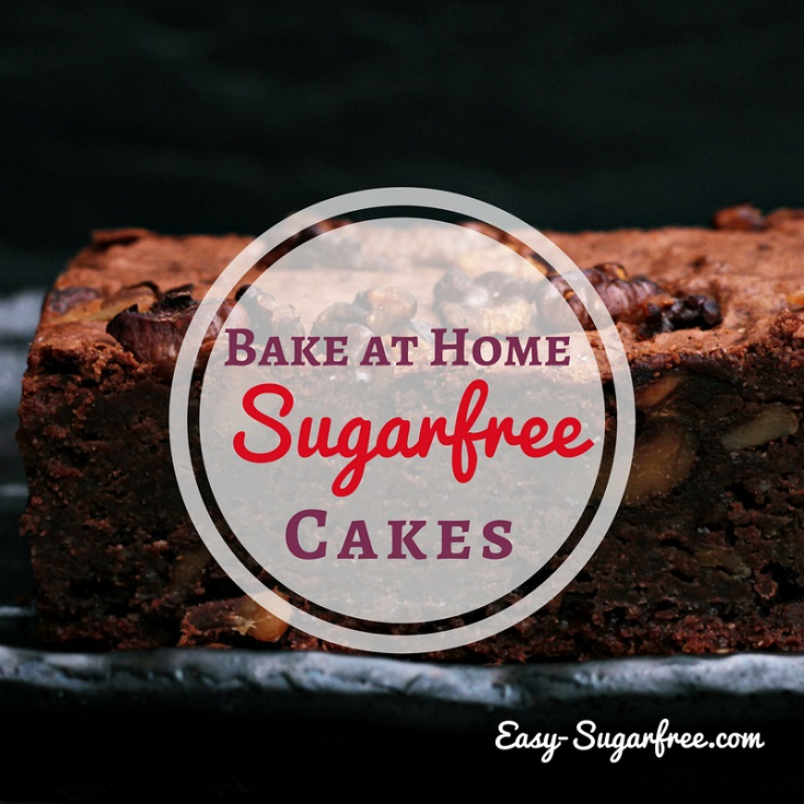 sugar free cake recipes