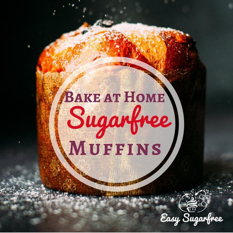 sugar free muffin recipes