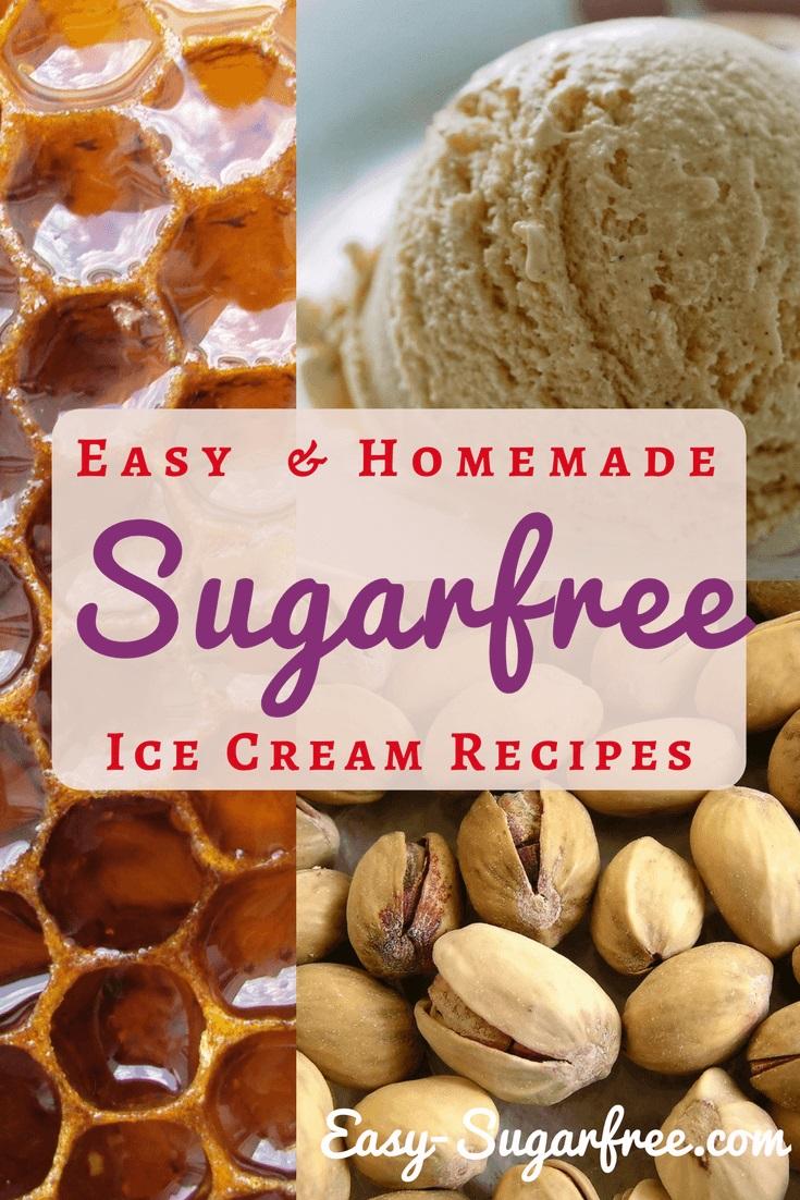 Easy homemade sugar free ice cream recipes